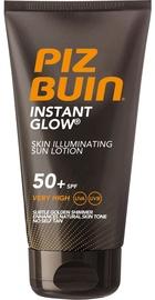 Piz Buin Instant Glow Skin Illuminating Sun Lotion SPF50+ 150ml
