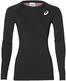 Asics Womens Base Layer Top 153388-0904 Black S