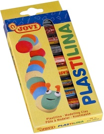 Jovi Plasticine 10 Colours