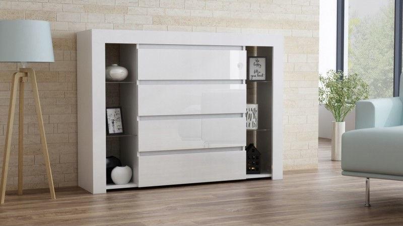 Pro Meble Milano 4SZ White