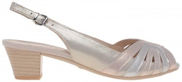 Caprice Sandals 28206/22 Rose Metallic Multi 38