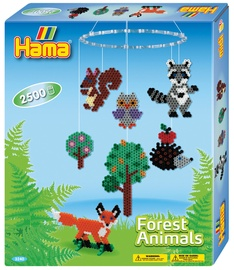 Hama Midi Beads Gift Box Forest Animals 3240H