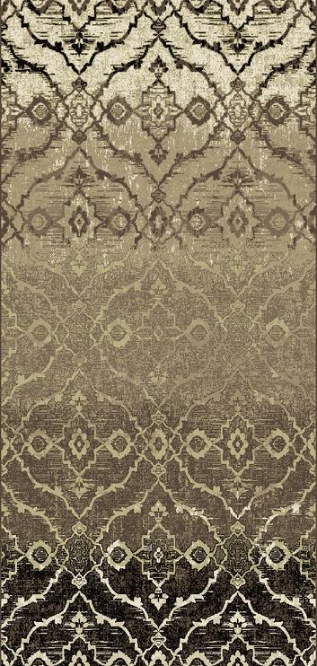 Kilimas Oriental Weavers Calypso 5508_CI9 D, rudas, 190x133 cm