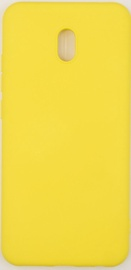 Evelatus Soft Touch Back Case For Xiaomi Redmi 8a Yellow