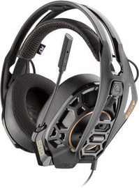 Plantronics RIG500 PRO HC Gaming Headphones for XBOX & PS4 Black