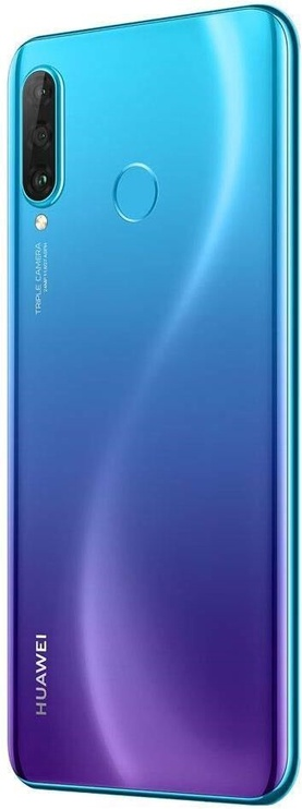 Išmanusis telefonas Huawei P30 lite 128 GB Blue