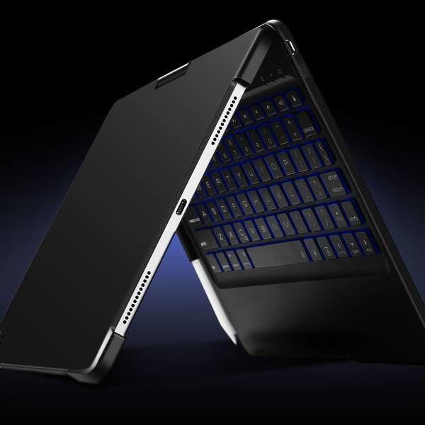 Dux Ducis Bluetooth Keyboard Case for iPad Pro 11 Black