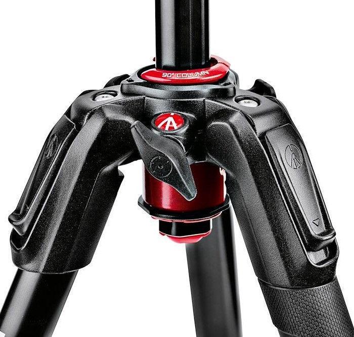 Manfrotto 190go! MS Aluminium Tripod Kit MK190GOA4-BHX
