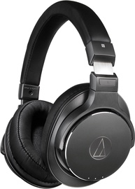 Ausinės Audio-Technica Over-Ear Bluetooth Headphones Black ATH-DSR7BT