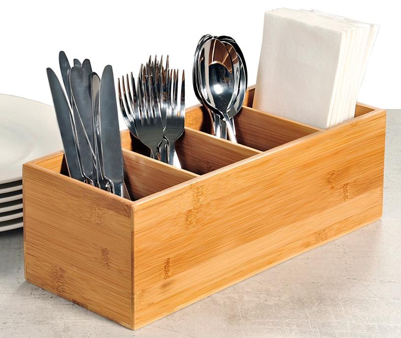 Stalo įrankių dėklas, 35 x 14 x 12 cm
