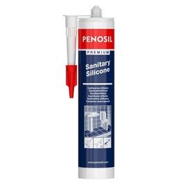 Sanitaarsilikoon PENOSIL Premium Sanitary Silicone 310ml, valge