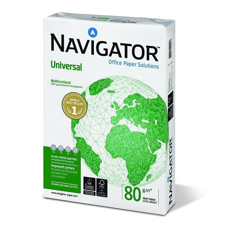 Igepa Premium Navigator Universal A4 80g/m2 500 Paper