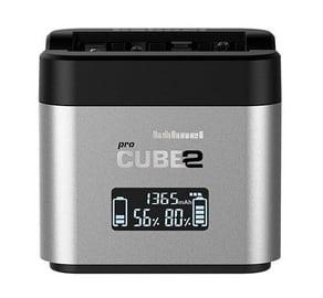 Зарядное устройство для батареек Hähnel ProCube 2 Charger For Canon Grey