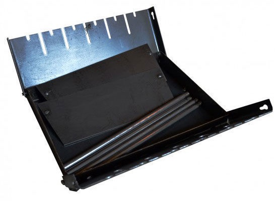 Shevlad Portable Folding Brazier for 8 Skewer