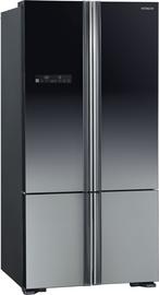 Šaldytuvas Hitachi R-WB800PRU5 (XGR) Gradation Gray