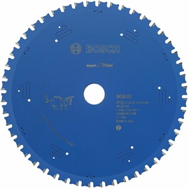 Bosch 2608643058 Circular Saw Blade Expert For Steel 230mm Blue