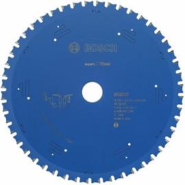 Griešanas disks Bosch 2608643058 Circular Saw Blade Expert For Steel 230mm Blue