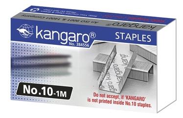 Klambrid Panta Plast Kangaro, 1000 tk