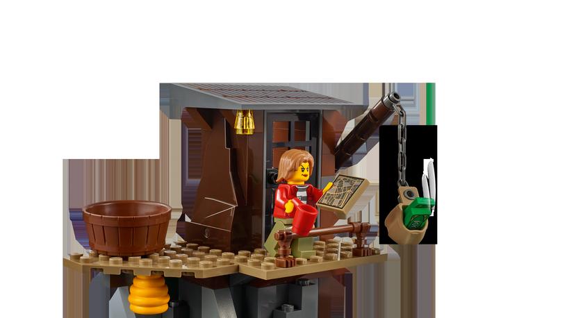 Konstruktor LEGO City, Mägedes areteerimine 60173