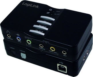 LogiLink USB Sound card 7.1 UA0099