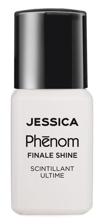 Jessica Phēnom Finale Shine Topcoat 15ml 00