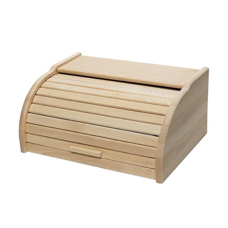 Medinė duoninė, 41 x 30 x 18 cm