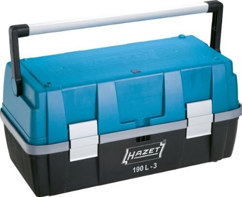 Коробка Hazet 190L-3, синий/черный