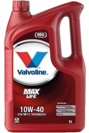 Valvoline MaxLife 10w40 Engine Oil 5L