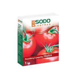 Trąšos pomidorams ir paprikoms Sodo centras, 1 kg