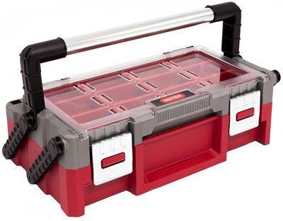 "Keter 18"" MasterPro Box with Organizer"