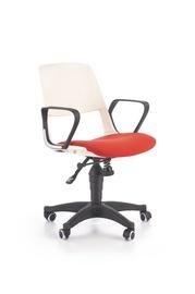 Halmar Chair Jumbo White/Red