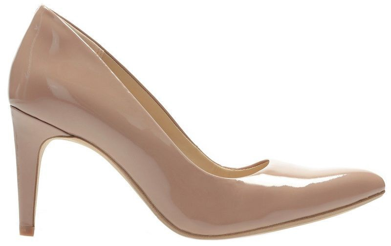 Clarks 26138883 Laina Rae Pumps Nude Patent 39