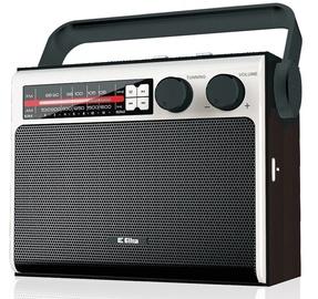 Kaasaskantav raadio Eltra Celina Radio Black