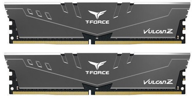 Operatīvā atmiņa (RAM) Team Group T-Force Vulcan Z Grey TLZGD416G2666HC18HDC01 DDR4 16 GB