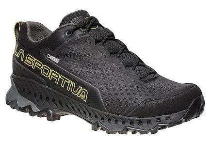 La Sportiva Spire GTX Black Yellow 42.5