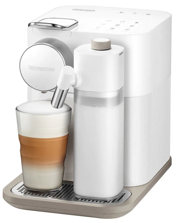 Delonghi Gran Lattissima EN 650.W Coffee Machine White
