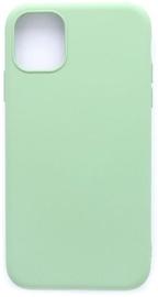 Evelatus Soft Silicone Back Case For Apple iPhone 11 Pro Mint