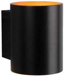 Light Prestige Oregon Wall Lamp G9 Black/Gold