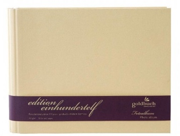 Goldbuch Edition 1111 Beige 22x16/36