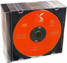 Extreme CD-R 700MB/80min 52x 10pcs