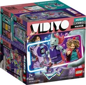 Konstruktorius LEGO VIDIYO vienaragis 43106