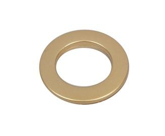 Аксессуары для штор Hesora 4779016123619, золотой, 45 мм, 10 шт.
