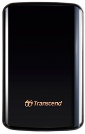 """Transcend 2.5"""" StoreJet 25D3 1TB Black"""