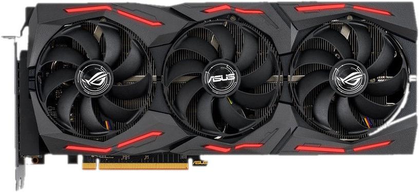 Asus ROG Strix Radeon RX 5600 XT OC 6GB GDDR6 PCIE ROG-STRIX-RX5600XT-O6G-GAMING