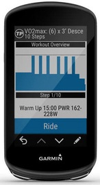 Garmin Edge 1030 Plus Bundle Black