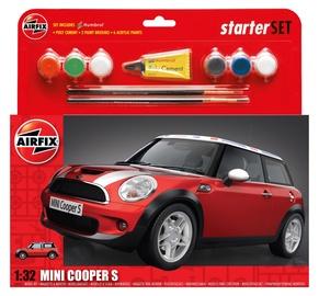 Airfix MINI Cooper S Starter Set 1:32