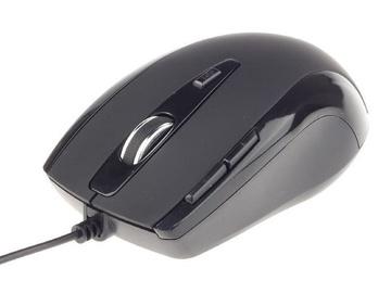 Kompiuterio pelė Gembird G-Laser Black, laidinė, lazerinė