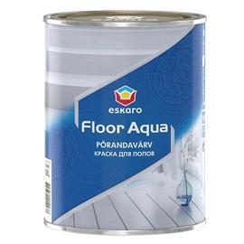 Põrandavärv Eskaro Floor Aqua valge 0,9l