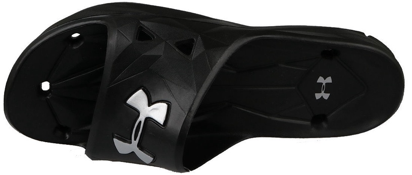 Under Armour Locker III SL 1287325-001 Black 44