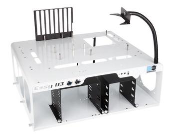DimasTech Case Benchtable Easy V3.0 White